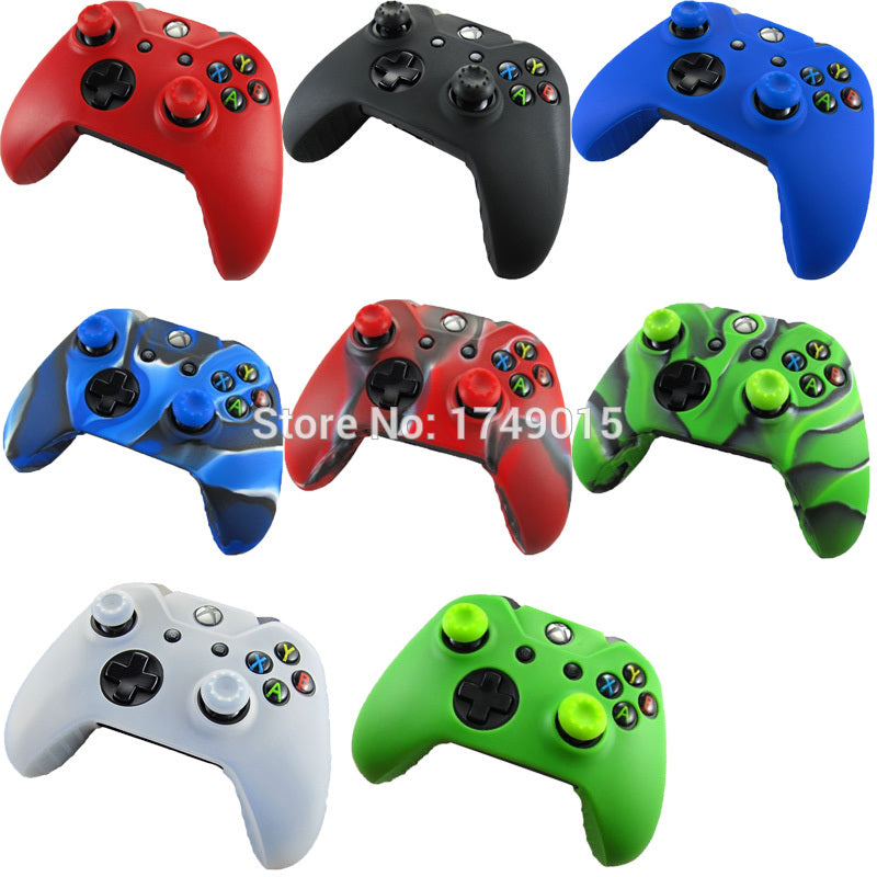 Soft Silicone Protective Skin Cover For X-Box One Wireless Controllers (FREE SHIPPING)