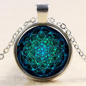 Flower of Life Necklace (FREE SHIPPING)
