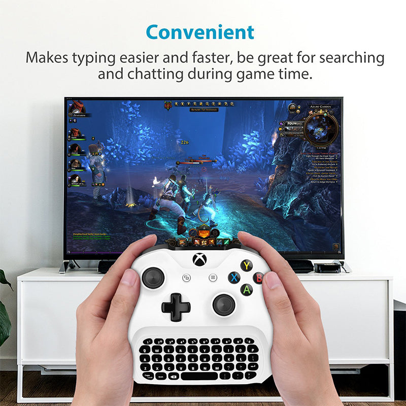 X-Box One and X-Box One S Wireless Chatpad (2.4G) (FREE SHIPPING)