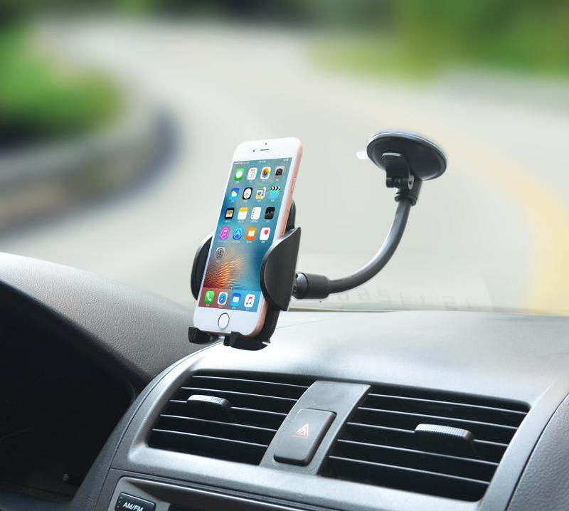 Cell Phone Car Mount with 360 Degree Rotation for iPhone/Samsung Galaxy S7 S6/ Edge Note 7 (FREE SHIPPING)