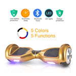 iScooter Hoverboard - Electric Skateboard Scooter Hover Board (FREE SHIPPING)
