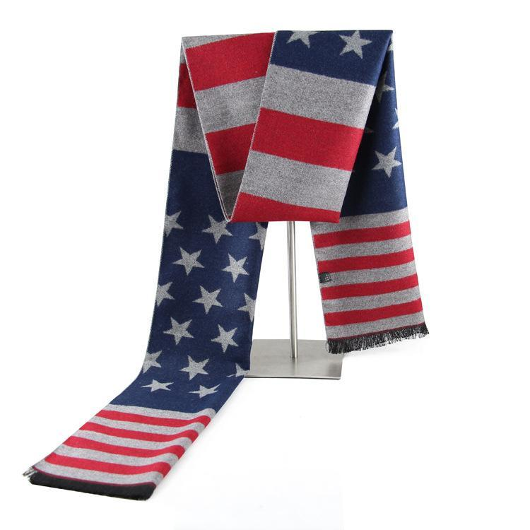 American Flag Scarf  (Free Shipping)