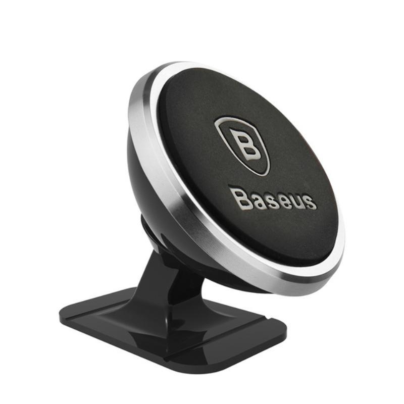 Universal Magnetic Phone Mount For iPhone Samsung Smart Phone GPS (Rotates 360) (FREE SHIPPING)