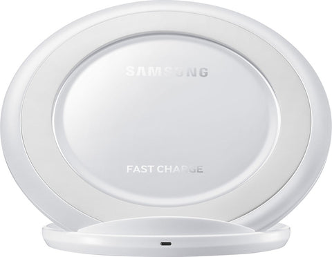 Samsung - Fast Charge Wireless Charging Stand - White