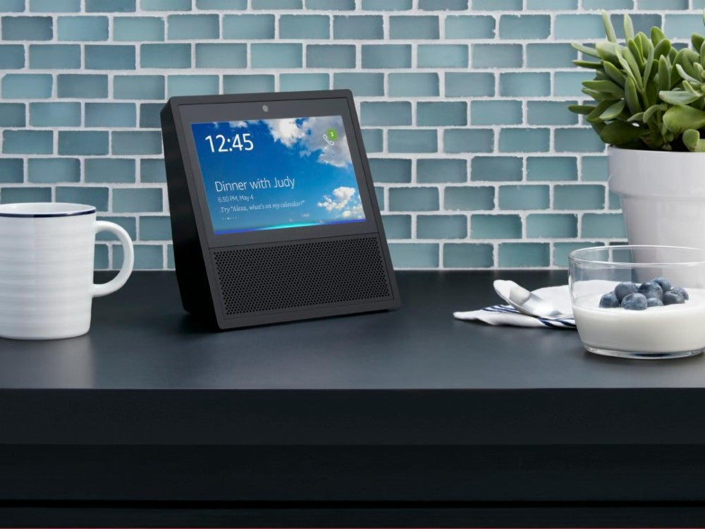 Amazon - Echo Show - Black