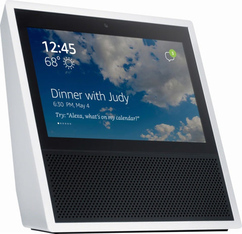 Amazon - Echo Show - White