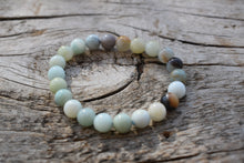 Load image into Gallery viewer, Beautiful Amazonite 8mm Bracelet