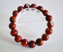 Load image into Gallery viewer, Southern Red Agate 10mm Bracelets