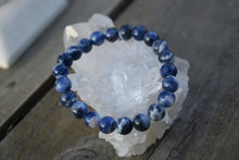 Load image into Gallery viewer, Gorgeous Sodalite beaded bracelet