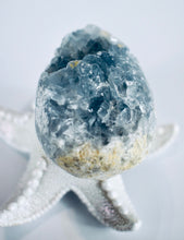 Load image into Gallery viewer, Natural Blue Celestite Clusters