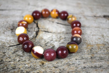Load image into Gallery viewer, Unique Mookaite 12 Unisex Bracelet