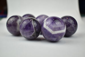 Dream small Amethyst Spheres