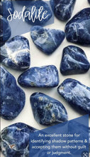 Load image into Gallery viewer, Amulet Healing Sodalite Tumbled Crystals Natural Powers Gemstone Bracelet