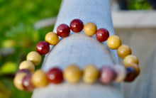 Load image into Gallery viewer, Mookaite 8mm Unisex Bracelet