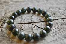 Load image into Gallery viewer, Green Rutilated Quartz 10mm Bracelet