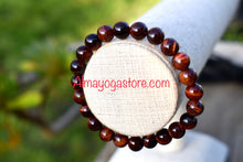 Load image into Gallery viewer, Gorgeous Red Tiger Eye bracelet