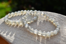 Load image into Gallery viewer, Natural Moonstones 6mm Bracelet