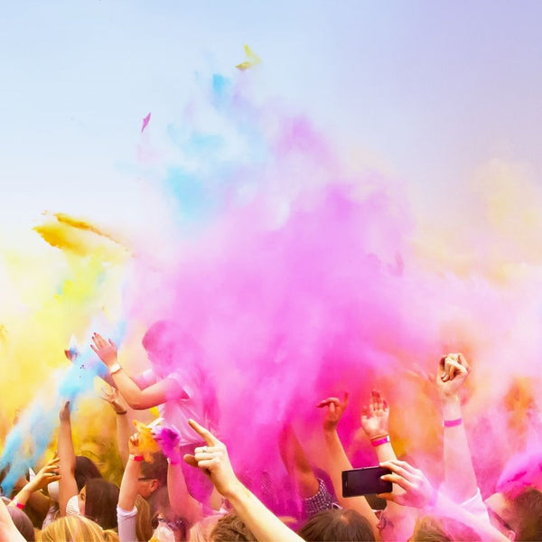 A Trip Down The Various Holi Celebrations Across India