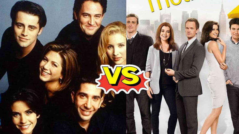 Friends or How I Met Your Mother?