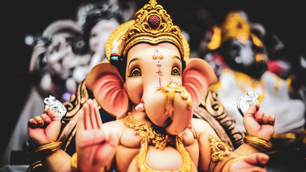 Lord Ganesh: The Lord of New Beginnings