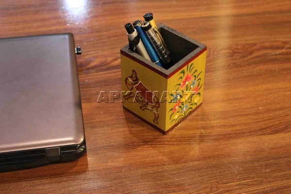 APAKAMART Pen Pencil Holder 4 Inch