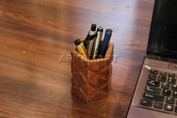 APAKAMART Pen Stand 4 Inch