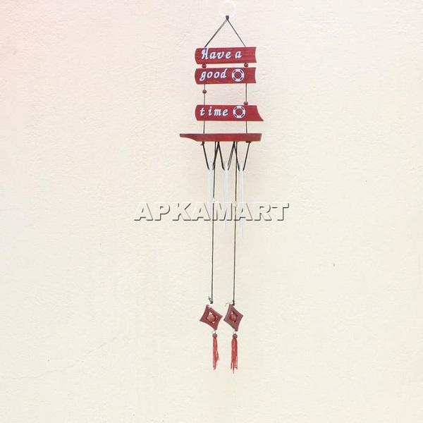 APKAMART Antique Wind Chime 19 Inch