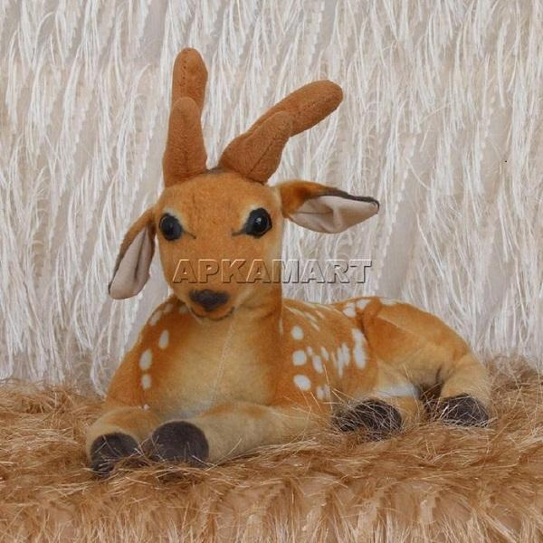 APKAMART Baby Deer Soft Toy