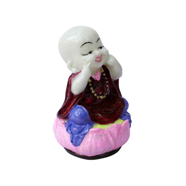 Baby Monk Showpiece 6 Inch
