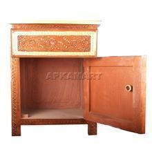 APKAMART Bedside Table 21 Inch