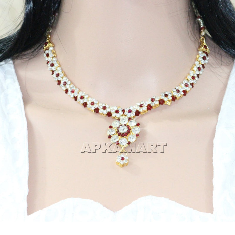 APKAMART Bridal Jewellery Set