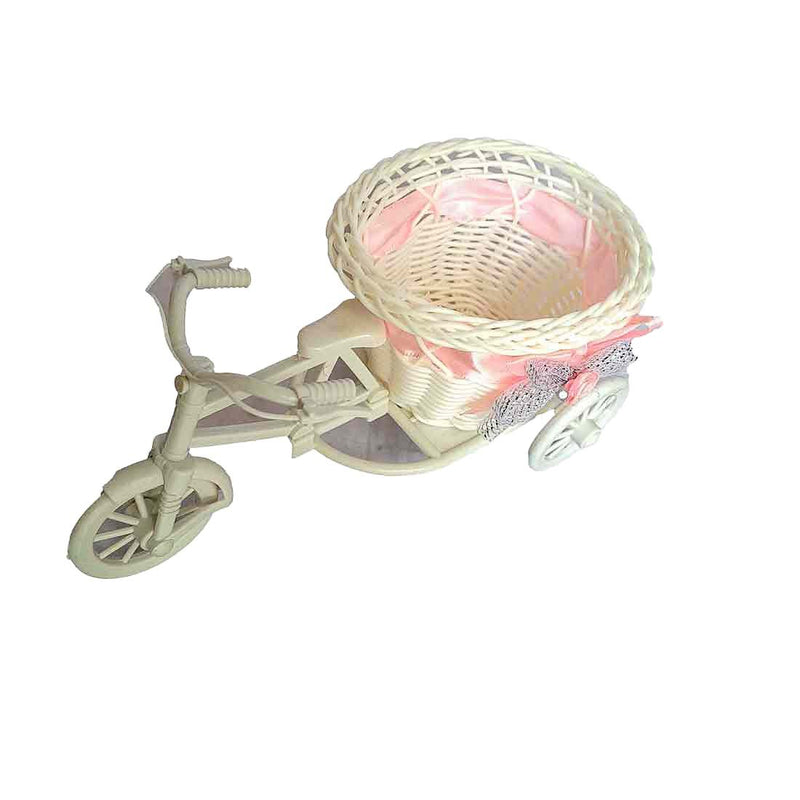 Bicycle Fruit Basket 8 Inch - ApkaMart