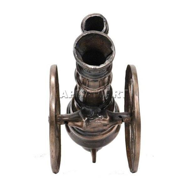 APKAMART Cannon Double Barrel  13 Inch