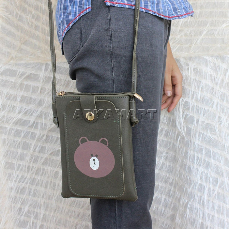 APKAMART Casual Mini Sling Bag