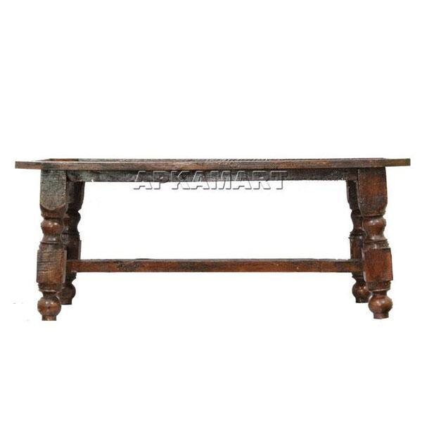 APKAMART Center Table 30 Inch