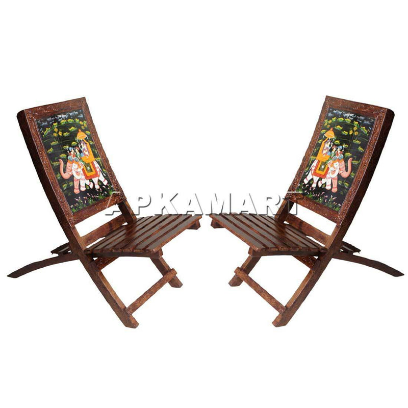 APKAMART Chair Set 33 inch