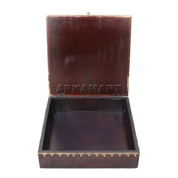APKAMART Chess Decorative Box 12 Inch