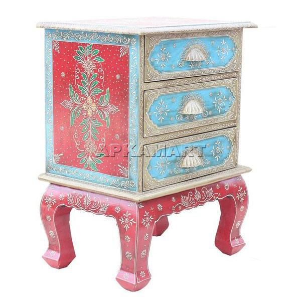 APKAMART Chest of Drawers 24 Inch