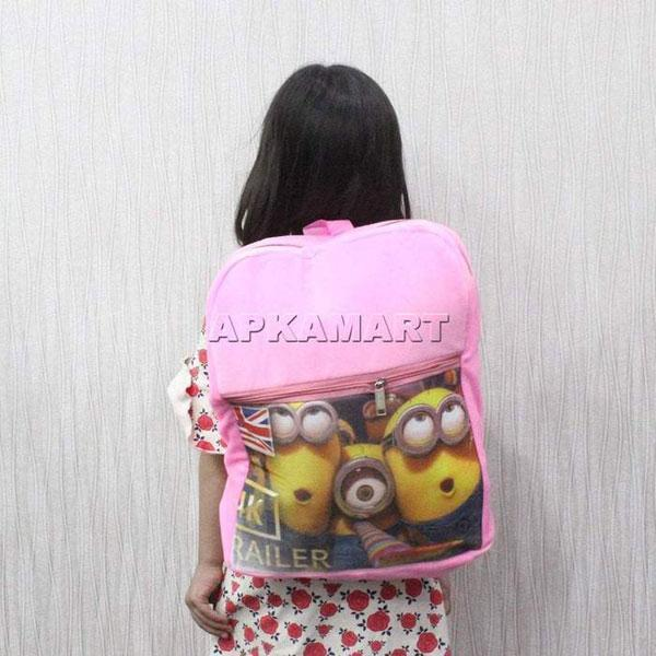 APKAMART Cutest Pink Kids Bag
