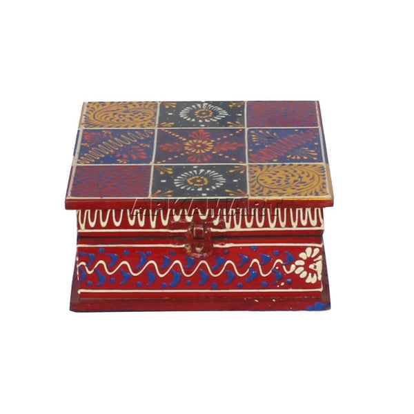 APKAMART Decorative Box 6 Inch