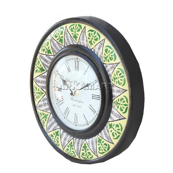APKAMART Decorative Clock 12 Inch
