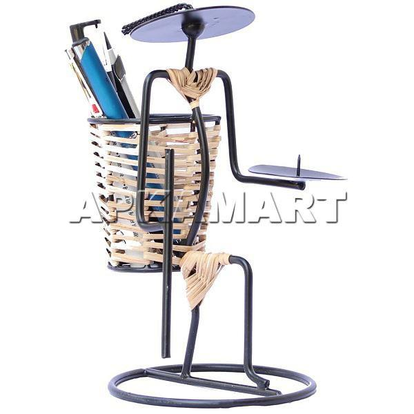APKAMART Decorative Pen Holder
