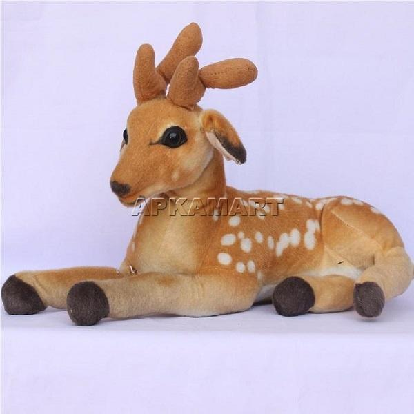 APKAMART Deer Soft Toy