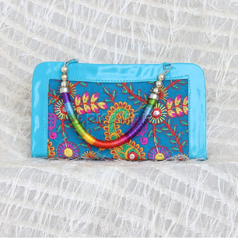 Designer Traditional Clutch