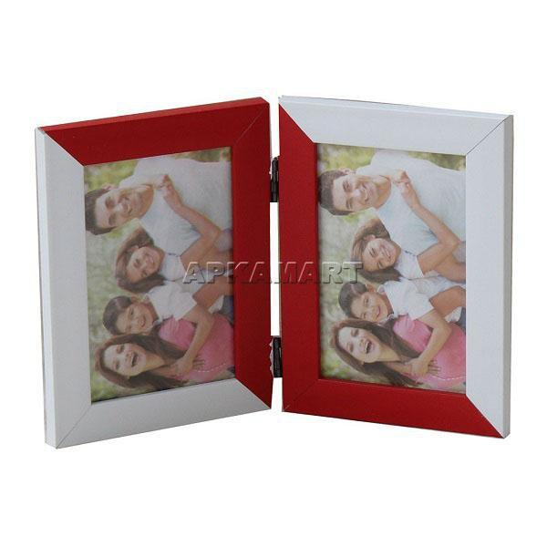 APKAMART Double Sided Photoframe 11 Inch