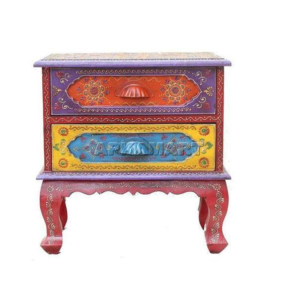 APKAMART Ethnic Drawers 18 Inch