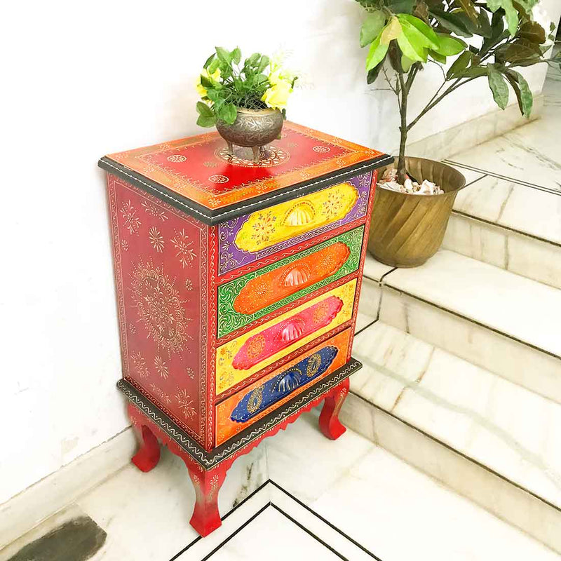 Ethnic Drawers 30 Inch - ApkaMart