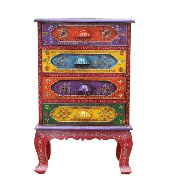 APKAMART Ethnic Drawers 30 Inch