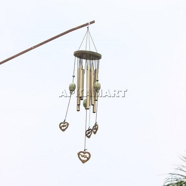 APKAMART Exclusive Medolious Wind Chime 20 Inch