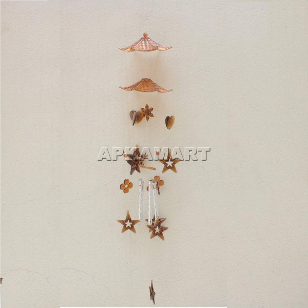 APKAMART EXCLUSIVE MELODIOUS WIND CHIME 27 INCH